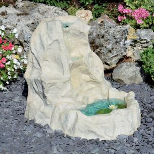 Cascata Vesuvio marmo | Giardinidacqua.it