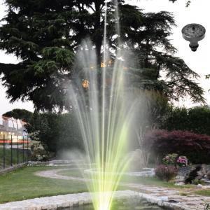 Gioco d'acqua zampillo gigante Meb | Giardinidacqua.it