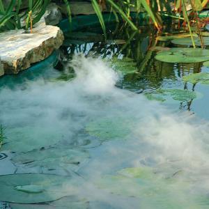 Nebbia con led 3 membrane | Giardinidacqua.it