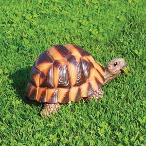 Tartaruga media in resina | Giardinidacqua.it