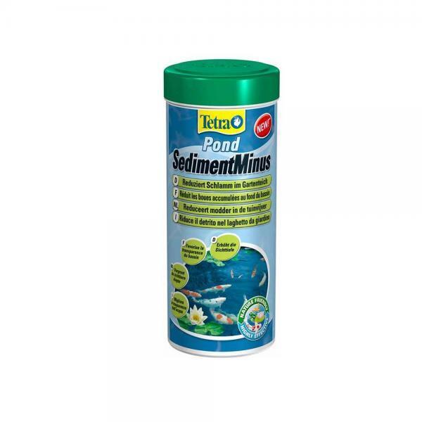 Sediment Minus per ridurre limo e detriti organici | Giardinidacqua.it