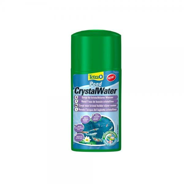 Crystal Water per acqua limpida e cristallina | Giardinidacqua.it