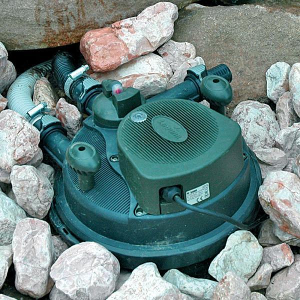 Filtro per laghetto Pressure Flo 6000 | Giardinidacqua.it