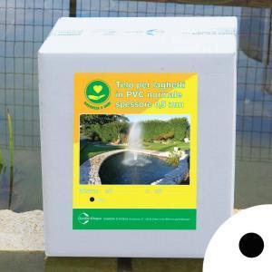 Telo per laghetti in PVC economico nero, 3 x 4 m Telo in PVC economico nero, 3 x 4 m | Giardinidacqua.it