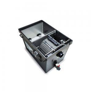 Filtro a tamburo Proficlear Premium Compact - L A aperto | Giardinidacqua.it